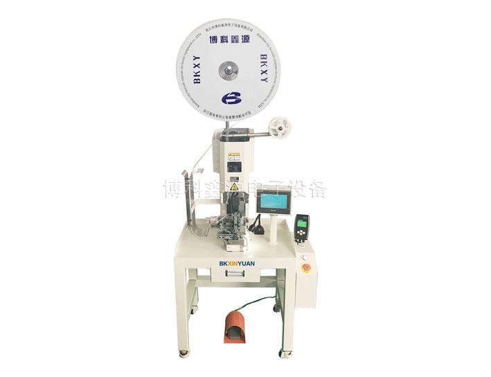 BK-2.5T+S自动调节压力伺服压接机