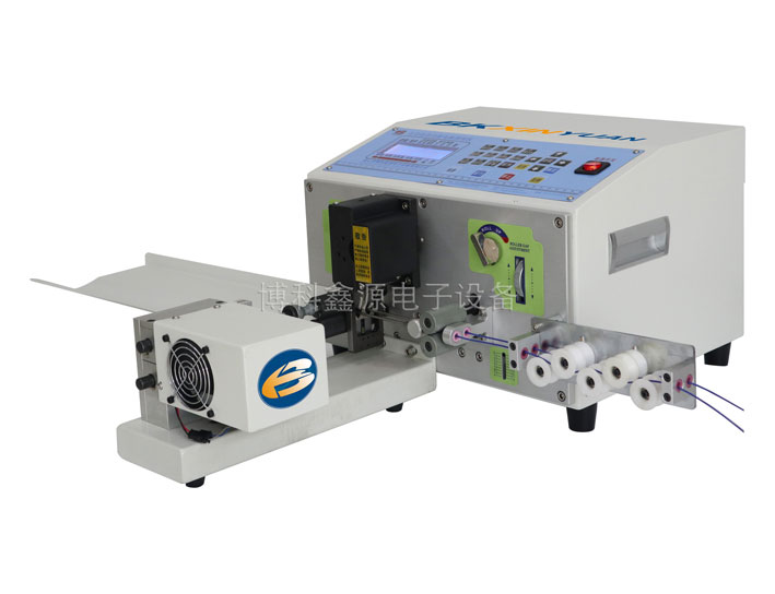 BK-228+TN超短双线电脑切线扭线剥线机