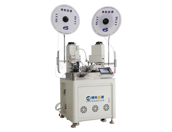 全自动端子机在使用的过程中轴承变热是什么原因造成的?